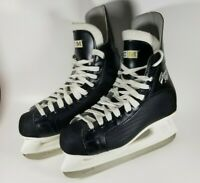 CCM Champion 90 Ice Hockey Skates Men's Size 8 SL-1000 SLM F737-81