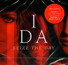 Ida ( Danish X Factor Winner ) - SEIZE THE DAY.  New Sealed CD