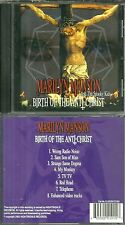 RARE / CD - MARILYN MANSON : BIRTH OF THE ANTI CHRIST / COMME NEUF - LIKE NEW