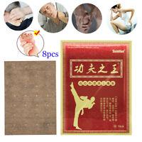 8/16Pcs Plaster Pain Relief Patch Body Muscle Massage Back Neck Arthritis Patch