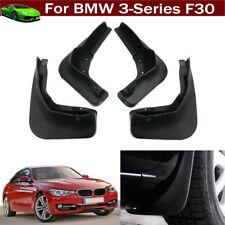 4Pcs Car Mud Flaps Splash Guard Fender Mudguard For BMW 3 Series F30 2012-2018