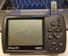 Garmin GPSMAP 196 Receiver, Antenna, 12/24 Volt Power Cable and Newest Databases