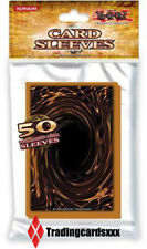 ♦Yu-Gi-Oh!♦ 50 Protèges Cartes/Pochettes SMALL Card Back Card Sleeves