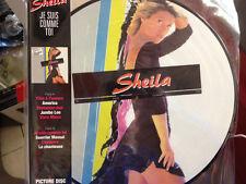 PICTURE DISC 33T VINYL SHEILA JE SUIS COMME TOI EDITION LIMITÉE EXCLU FNAC NEUF