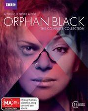 Orphan Black (Blu-ray, 2017, 15-Disc Set)