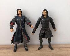 Señor De Los Anillos-El Hobbit-Aragorn-STRIDER-Figuras De Acción-NLP