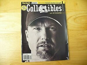 "Beckett Sports Collectibles Magazine - ""Mark McGwire"" - April 1999 - VINTAGE"