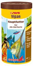 sera Vipan 1 Liter Dose Futterflocken Fischfutter Hauptfutter Zierfische 1000 ml