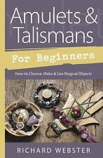 Amulets and Talismans for Beginners Magical Objects Book Wiccan Pagan Spiritual