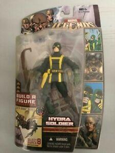 Marvel Legends Hydra Soldier Build a Figure Neu / Ovp