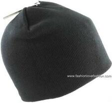 1 Piece Men's Winter Beanie Knit Hat Cap Solid Colors:Black,Gray,Navy,White...