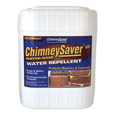ChimneySaver WATER-BASE Water Repellent  3 Gallons NEW - w/Free UPS SHIPPING