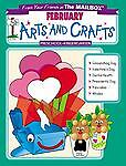 February Monthly Arts and Crafts (2000, Book, Other)