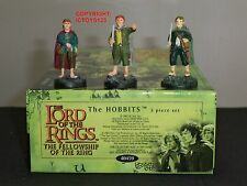 BRITAINS 40459 LORD OF THE RINGS FILM MOVIE THE HOBBITS DIECAST MODEL FIGURE SET