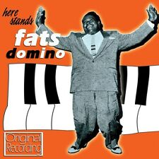 Fats Domino - Here Stands Fats Domino CD