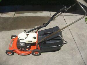Victa 80 2 Stroke Lawn Mower - Aluminium Chassis