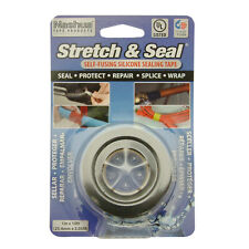 Nashua Stretch & Seal Self Fusing Silicone Tape: 1 in. x 10 ft. (Black)