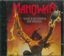 """MANOWAR """"The Triumph Of Steel"""" CD-Album"""