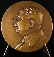 Medaille Belgique Belgium René Lefebvre ministre manifestation 9 oct 1954 medal