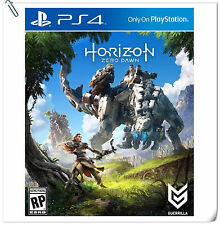 PS4 Horizon: Zero Dawn ENG / 地平線 期待黎明 中英文版 SONY SCE Action Game Bulk Pack