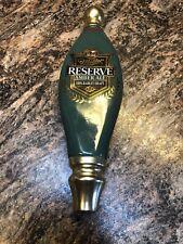 Miller Reserve Beer Tap