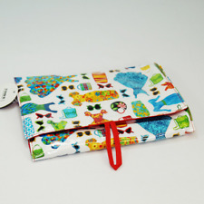 Holiday Sun Roll Up Bag Cosmetic Make Up Travel Wash Toiletry Bag Huge Sale