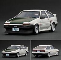 Ignition 1:43 Toyota Sprinter Toreno AE86 3Door TK-Street Ver.2 Keiichi Tsuchiya