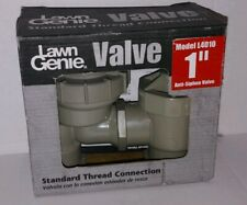 "1"" Lawn Genie Anti-Siphon Sprinkler Valve Standard  Model L4010"