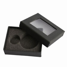 Luxury Black Gift Box For Watch Jewelry Pocket Watch Display Case Necklace