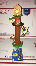 Burger King Kids Meal Rugrats Tree House Toy Lot of 5 with Pamphlet 2000