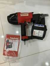HAUBOLD PNEUMATIC COIL NAILER RNC90Z SINGLE TRIP *UK STOCK
