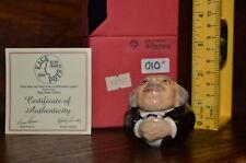 Face Pots Kevin Francis 2000 Pot Bellys Sculpted Figure 2001 Albert Einstein