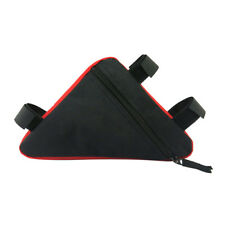 B-SOUL Bicycle Front Frame Bag Bike Tube Pouch Holder Saddle Panniers Waterproof