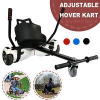 """Adjustable Hoverboard Go Cart Hoverkart Electric Go-kart Scooter for 6.5"""" 8"""" 10"""""""