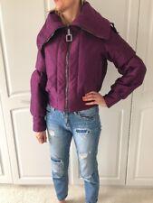 Iceberg Purple Jacket.