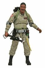Winston Zeddemore (ghostbusters) Diamond Select Series 1 Action Figure
