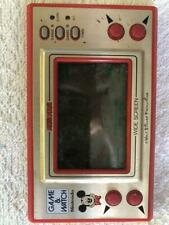 Nintendo Game Watch / Mickey Mouse from Game , which was released in 1981