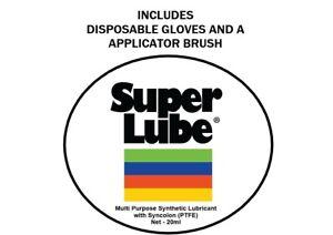 Synco Super Lube Multi-Purpose Synthetic Grease with Syncolon ( PTFE )