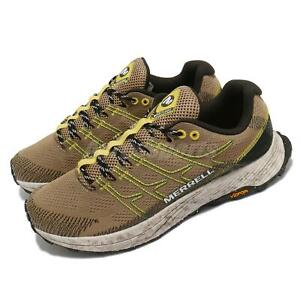 Merrell Moab Flight Brown Green Black Men Outdoors Hiking Trail Shoes J066743