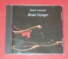 Robert Schroeder - Brain voyager -- CD / Progressive