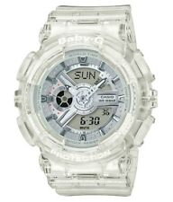 Casio Baby-G * BA110CR-7A Aqua Planet Translucent Coral White Watch COD PayPal