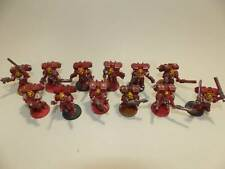 12 Assault Marines / Jump Pack - Warhammer 40K - Space Marines - Blood Angels