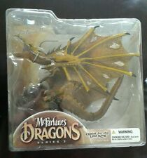 Mcfarlane's dragons series 3 fire clan
