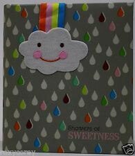 Hallmark Showers of Sweetness Baby Five Year Memory Book NWT