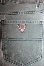 Vintage Guess Women's Denim Shorts Size 30 Made in USA American Tradition