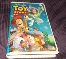 TOY STORY VHS AMERICAN RELEASE CLAMSHELL