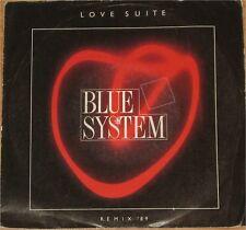 "Blue System, Love Suite, VG-/EX 7"" Single 0765"