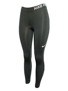 """Nike  pro Women X-SMALL athletic Inseam 25.5"""" Yoga Fitted leggings Mid-rise(#n1"""