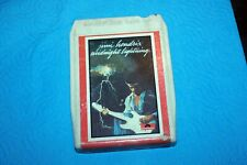 JIMI HENDRIX - MIDNIGHT LIGHTNING - UK 8 TRACK TAPE 1975