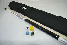 McDermott Billiards Classic Pool Cue Stick with Free Case and Accessories KIT5